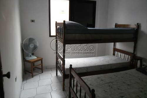 ref.: 453 - apartamento em praia grande, no bairro canto do forte - 2 dormitórios