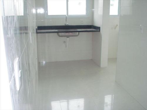 ref.: 4551 - apartamento em sao vicente, no bairro catiapoa - 2 dormitórios
