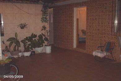 ref.: 455100 - casa em praia grande, no bairro vila mirim - 1 dormitórios