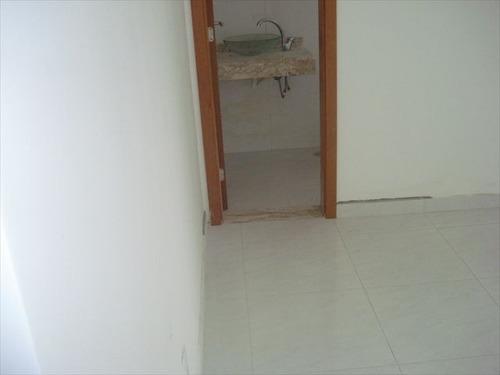 ref.: 4554 - apartamento em sao vicente, no bairro catiapoa - 2 dormitórios