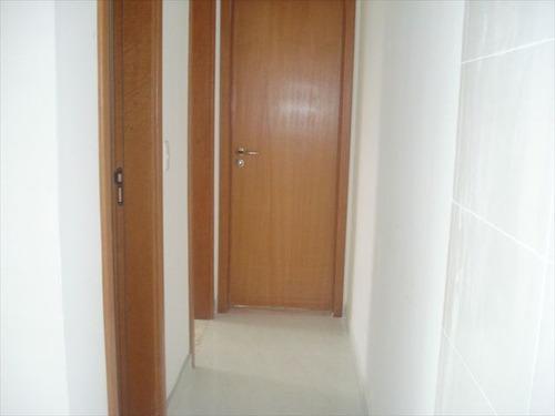 ref.: 4562 - apartamento em sao vicente, no bairro catiapoa - 2 dormitórios