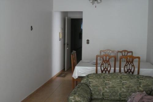 ref.: 457 - apartamento em praia grande, no bairro canto do forte - 2 dormitórios