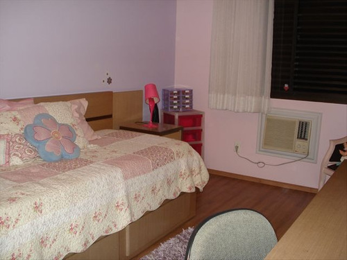 ref.: 4581 - apartamento em santos, no bairro ponta da praia - 3 dormitórios