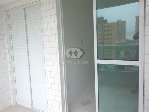 ref.: 459 - apartamento em praia grande, no bairro caicara - 2 dormitórios