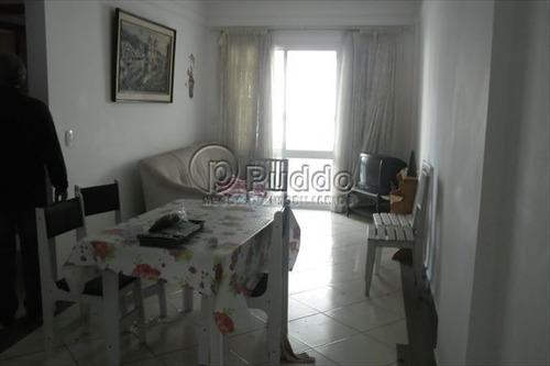 ref.: 459 - apartamento em praia grande, no bairro canto do forte - 2 dormitórios