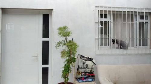 ref.: 462 - casa em itanhaém, no bairro gaivota - 3 dormitórios