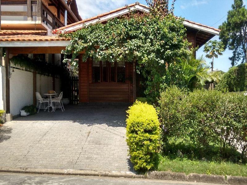 ref.: 4624 - casa em cotia, no bairro jardim da gloria - 2 dormitórios