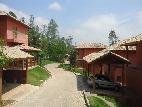 ref.: 4628 - casa condomínio fechado em cotia, no bairro sol da toscana - 3 dormitórios
