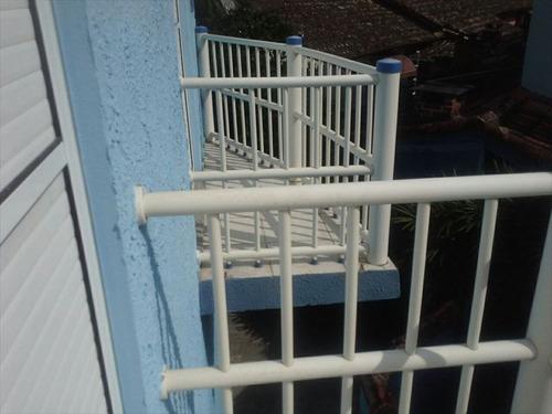 ref.: 463 - casa condomínio fechado em bertioga, no bairro maitinga - 3 dormitórios
