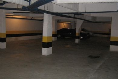 ref.: 464000 - apartamento em praia grande, no bairro vila guilhermina - 1 dormitórios