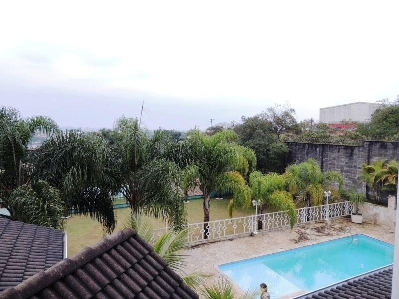 ref.: 4650 - casa condomínio fechado em cotia, no bairro jardim passárgada - 4 dormitórios