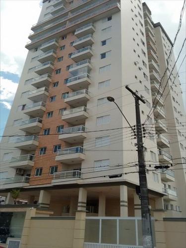ref.: 470 - apartamento em praia grande, no bairro caicara - 2 dormitórios