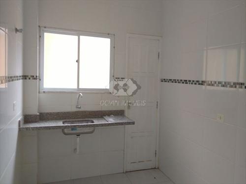ref.: 470 - casa em praia grande, no bairro ocian - 2 dormitórios