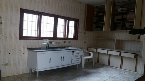 ref.: 47000 - casa em itanhaém, no bairro bopiranga - 3 dormitórios