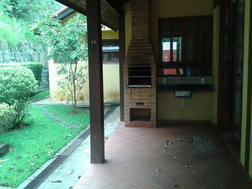 ref.: 4723 - casa condomínio fechado em embu das artes, no bairro parque das artes - 3 dormitórios