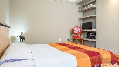 ref.: 4727 - apartamento em sao paulo, no bairro republica - 1 dormitórios