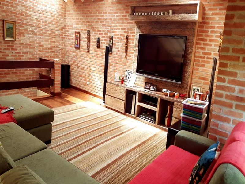 ref.: 4728 - casa condomínio fechado em carapicuiba, no bairro fazendinha - 4 dormitórios
