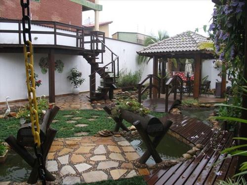 ref.: 473 - casa em itanhaem, no bairro cibratel ii - 5 dormitórios