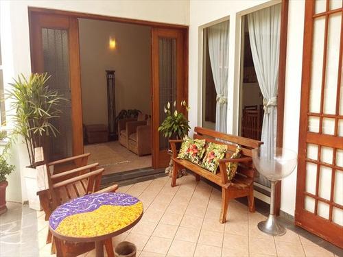 ref.: 4738 - casa condomínio fechado em cotia, no bairro algarve - 3 dormitórios