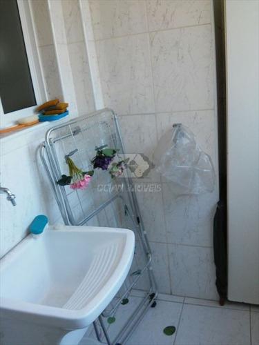 ref.: 474 - apartamento em praia grande, no bairro ocian - 2 dormitórios