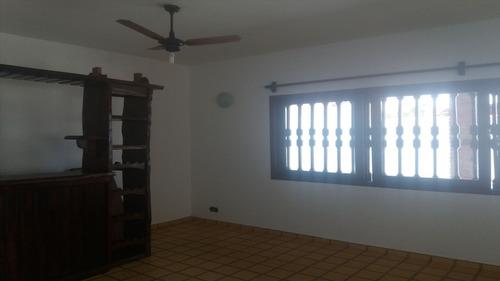 ref.: 47600 - casa em itanhaém, no bairro satelite - 3 dormitórios