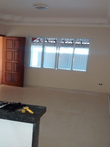 ref.: 478 - casa em praia grande, no bairro mirim - 2 dormitórios