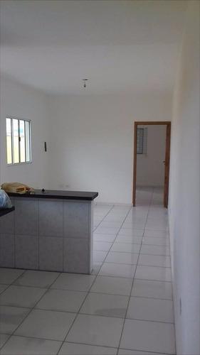 ref.: 47800 - casa em itanhaém, no bairro bopiranga - 2 dormitórios