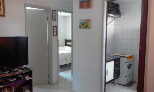 (ref: 4822) apartamento - itanhaém/sp - sabauna
