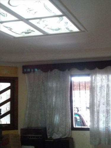 ref.: 484 - casa em praia grande, no bairro maracana - 3 dormitórios