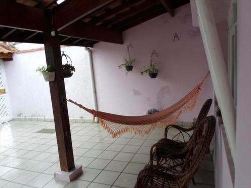 ref.: 48401 - casa em praia grande, no bairro ocian - 2 dormitórios