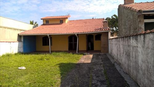 ref.: 48500 - casa em itanhaém, no bairro cibratel 2 - 1 dormitórios