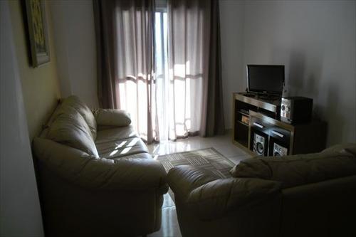 ref.: 489 - apartamento em praia grande, no bairro canto do forte - 2 dormitórios