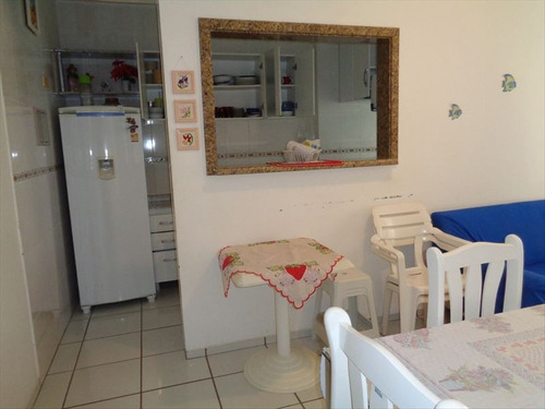 ref.: 49 - apartamento em praia grande, no bairro ocian - 2 dormitórios