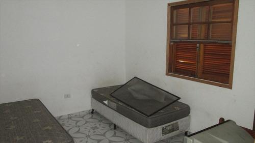 ref.: 491 - casa em itanhaém, no bairro jardim jamaica - 3 dormitórios