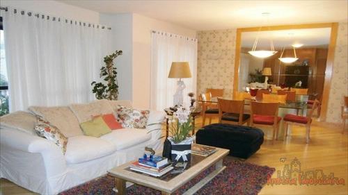 ref.: 4916 - apartamento em sao paulo, no bairro santa cecilia - 4 dormitórios