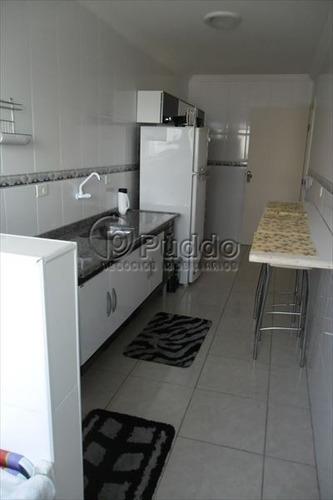 ref.: 492 - apartamento em praia grande, no bairro canto do forte - 2 dormitórios