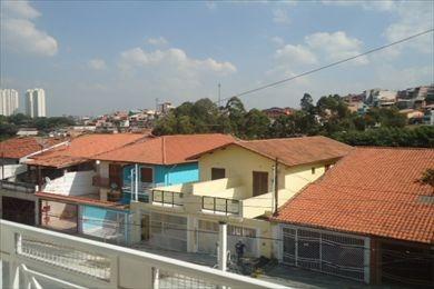 ref.: 493 - casa em taboao da serra, no bairro jardim america - 3 dormitórios