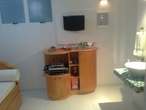 ref.: 495 - casa condomínio fechado em bertioga, no bairro riviera de são lourenço - 2 dormitórios