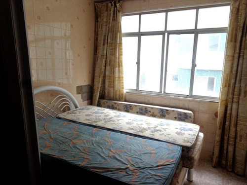 ref.: 498 - apartamento em praia grande, no bairro guilhermina