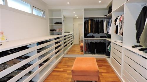 ref.: 4983 - casa condomínio fechado em carapicuiba, no bairro golf village - 4 dormitórios