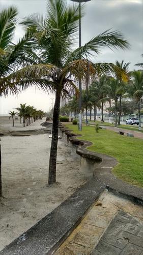 ref.: 499 - apartamento em praia grande, no bairro florida - 2 dormitórios