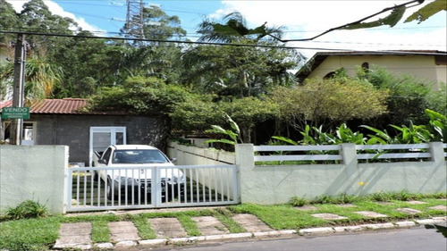 ref.: 4994 - casa condomínio fechado em jandira, no bairro nova higienopolis - 1 dormitórios