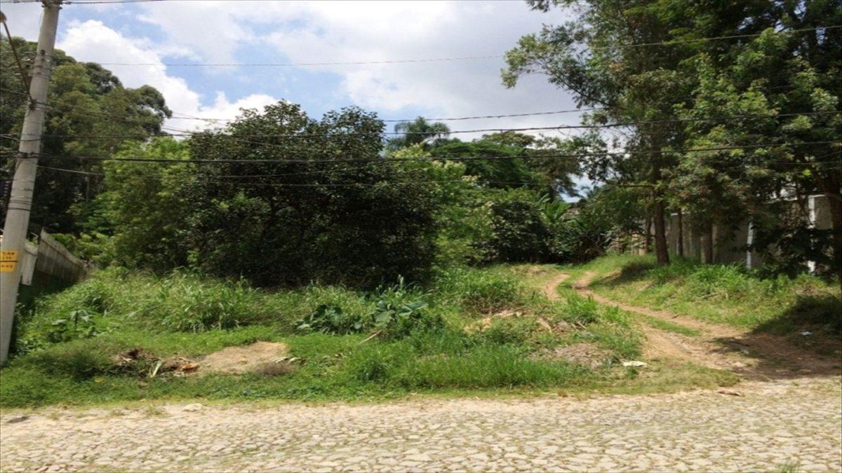 ref.: 4995 - terreno em carapicuiba, no bairro fazendinha