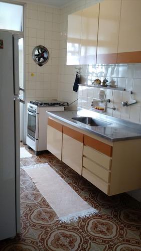 ref.: 5 - apartamento em guarujá, no bairro pitangueiras - 2