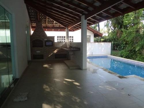 ref.: 5 - casa condomínio fechado em bertioga, no bairro guaratuba costa do sol - 4 dormitórios