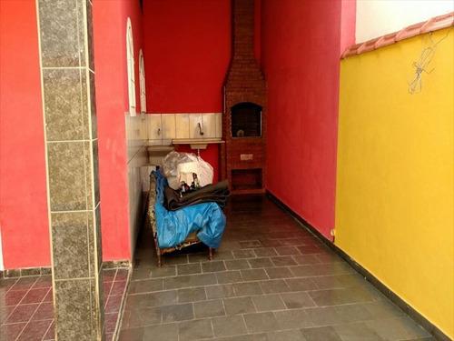 ref.: 50 - casa em itanhaem, no bairro suarao - 2 dormitórios