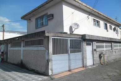 ref.: 5002 - casa em sao vicente, no bairro parque sao vicente - 3 dormitórios