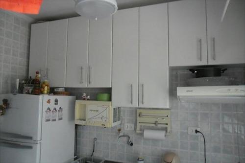 ref.: 501 - apartamento em praia grande, no bairro canto do forte - 2 dormitórios