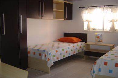 ref.: 50200 - casa condomínio fechado em mongagua, no bairro jardim marina - 3 dormitórios