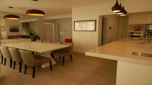 ref.: 5022 - casa condomínio fechado em cotia, no bairro chacara ondas verdes - 3 dormitórios